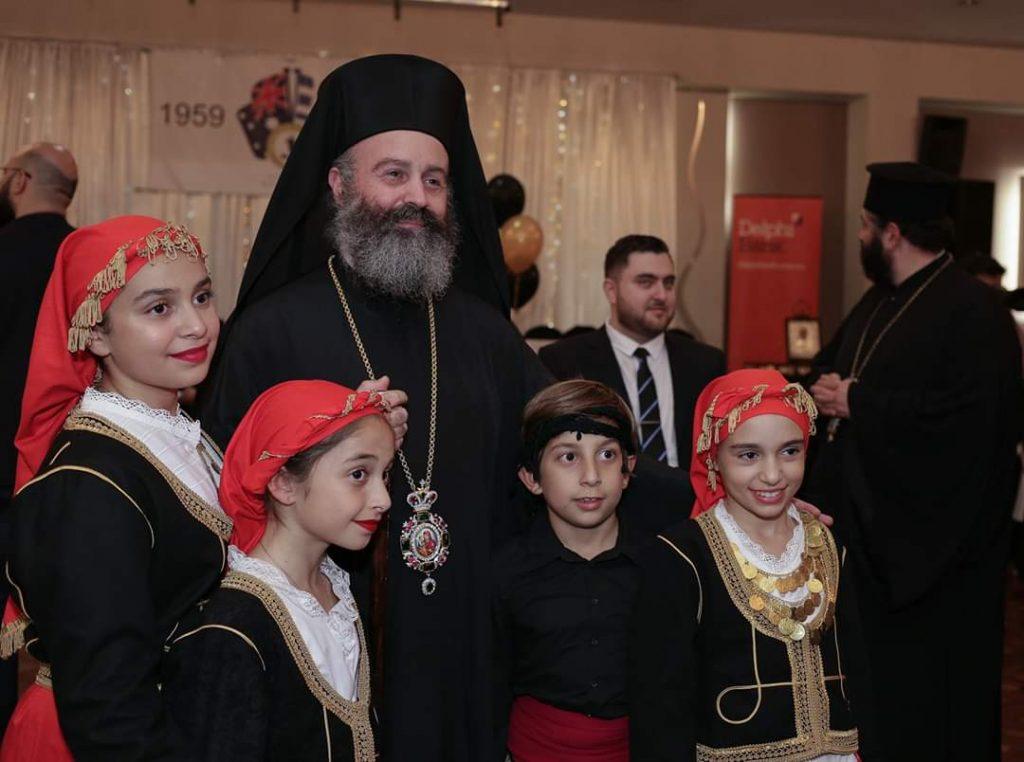 Ο Αρχιεπίσκοπος Αυστραλίας Μακάριος σε εκδήλωση στο Σύδνεϋ - ΦΩΤΟ - Martyria.gr %